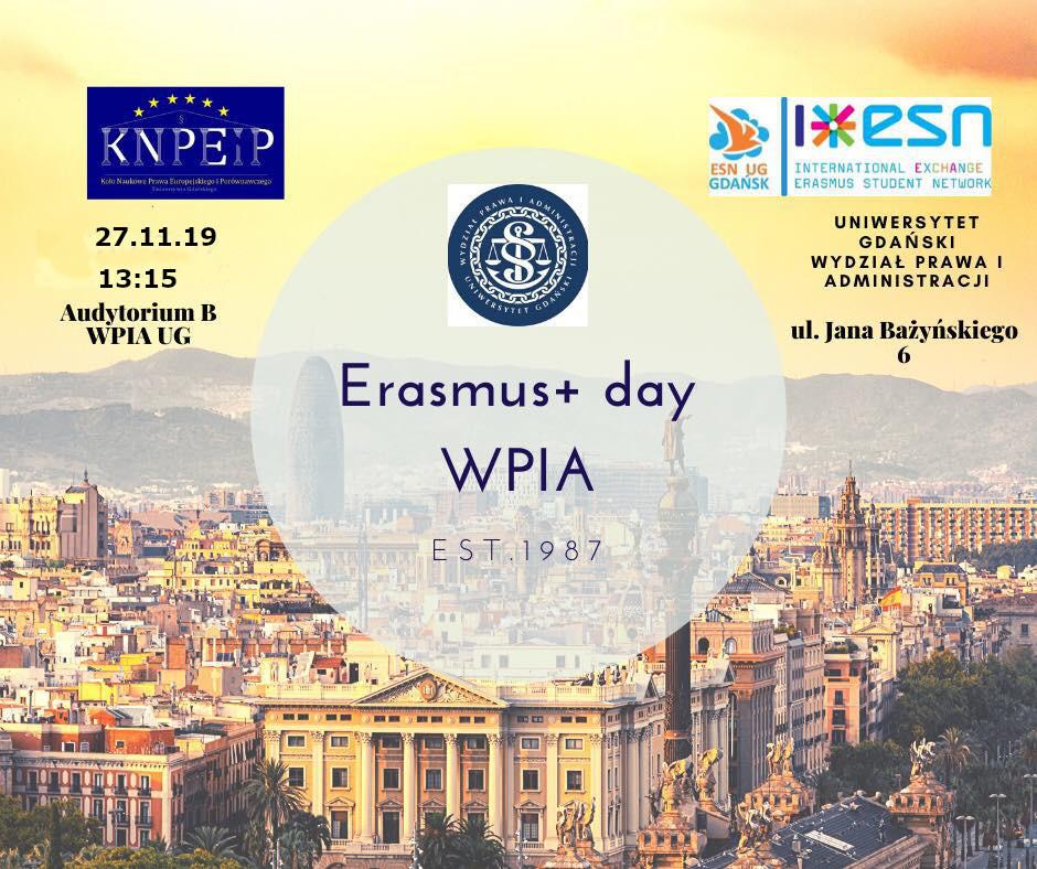 Erasmus+ Day