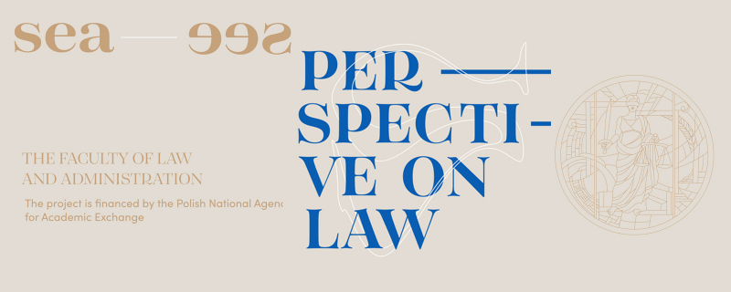 SEA-SEE PERSPECTIVE ON LAW