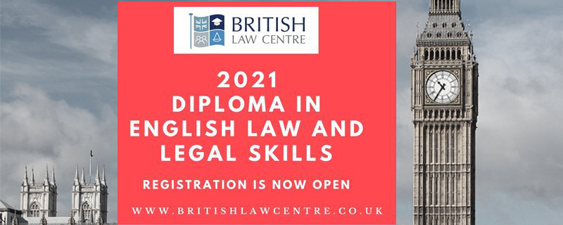 BLC Diploma in English Law and Legal Skills