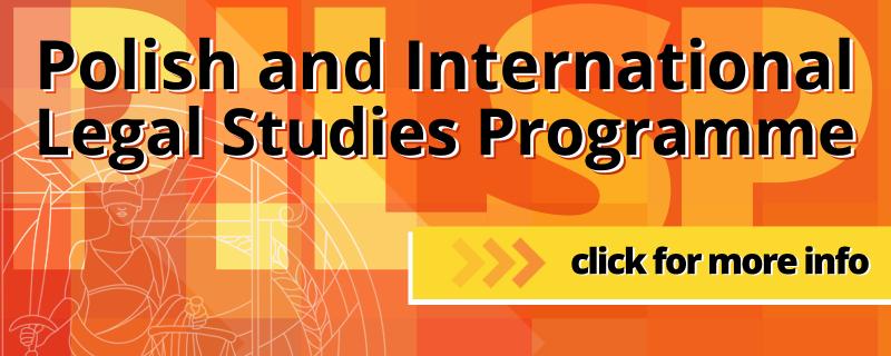 Polish and International Legal Studies Programme